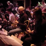MM Quintet + 13 at Yoshi's 2005  (pictured are Sheldon Brown, Brandon Wozniac, Sylvain Carton, Jason Slota)