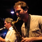 Mitch and Sylvain  from SF Jazz Center, 2-14-13